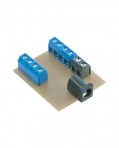 4-way power splitter 24V DC, DX3-24VDC-PS