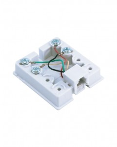 Connection box for DCT switch installation RJ11GN