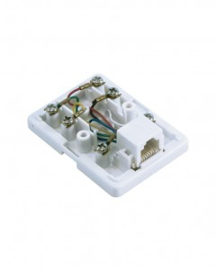 Connection box for DCT switch installation RJ12GN-M